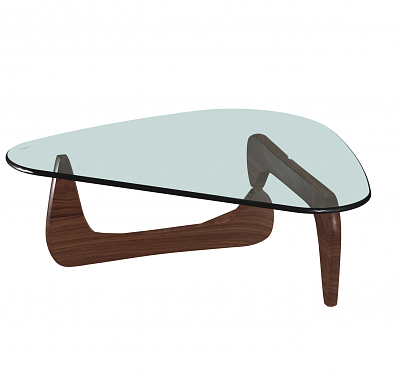 Vitra Coffee Table - 3D Modell