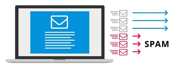 Privat versendete Massenmails oder Newsletter als SPAM