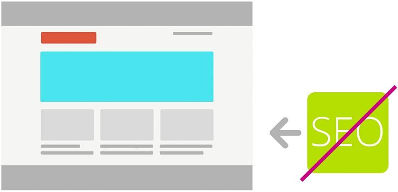 Suchmaschinenoptimierung ist schon in Ihrer Website eingebaut!